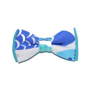 papion pentru copii blue fish