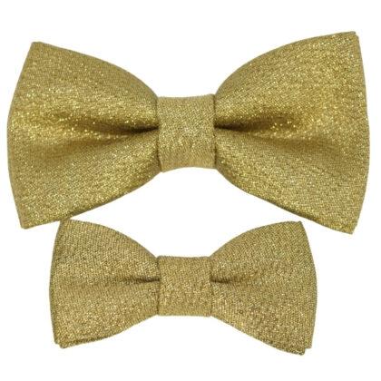 "Set tată-fiu papioane aurii ""Golden Touch"""